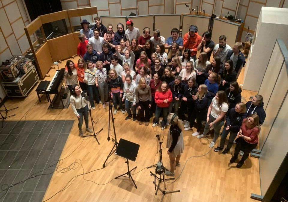 KG Singers med ny innspilling