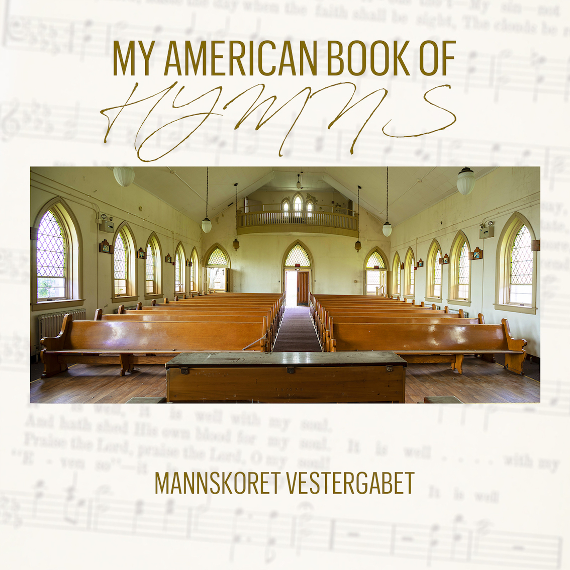 My American book of hymns